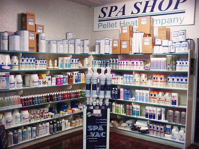 Spa Shop